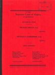 Michael Higgs, et al. v. Michael Kirkbride and Delores Kirkbride; and, Arlington County Board of Zoning Appeals v. Michael and Delores Kirkbride