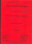 Sully Station II Community Association, Inc. v. Reginald W. Dye, et al.