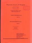 James W. Pizzarelle, et al. v. William H. Dempsey III, et al.