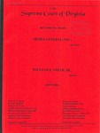 Media General, Inc. v. William F. Smith, Jr.