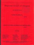 Laura Majorana v. Crown Central Petroleum Corporation