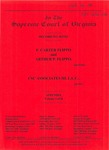 F. Carter Flippo and Arthur P. Flippo v. CSC Associates, III, L.L.C.