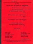 Pocahontas Mining, Limited Liability Company v. Jewell Ridge Coal Corporation; and, Jewell Ridge Coal Corporation v Pocahontas Mining, Limited Liability Company