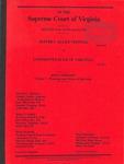 Jeffrey Allen Thomas v. Commonwealth of Virginia
