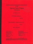 Cynthia Lindsay v. McEnearney Associates, Inc.