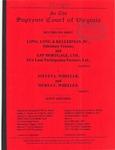 Long, Long & Kellerman, P.C., Substitute Trustee, and LPP Mortage, Ltd., f/k/a Loan Participation Partners, Ltd. v. Steven L. Wheeler and Myrna C. Wheeler