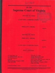 Cave Hill Corporation v. Phillip T. Hiers; and, Phillip T. Hiers v. Cave Hill Corporation