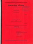 Anita Lee Davis v. Marshall Homes, Inc. and Marshall Meredith, Individually