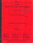 James Allen Smith, Jr. v. Commonwealth of Virginia