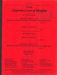 Shooting Point, L.L.C. and Shooting Point Property Owners' Association, Inc. v. John W. Wescoat; and, John W.Wescoat v. Shooting Point, L.L.C. and Shooting Point Property Owners' Association, Inc.
