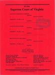 Allstate Insurance Company v. Timothy L. Wade, et al.; and, Alvin Wayne Sowers v. Timothy L. Wade, et al.; and, Bruce William Degarmo v. Timothy L. Wade, et al.