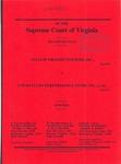 Yellow Freight Systems, Inc. v. Courtaulds Performance Films, Inc., et al.