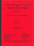 The Atrium Unit Owners Association v. Sharon King