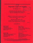 Volkswagen of America, Inc. v.  Demerst B. Smit, Commissioner of the Virginia Department of Motor Vehicles and Miller Auto Sales, Inc.