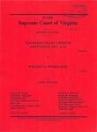 Dogwood Valley Citizens Association, Inc., et al. v. William A. Winkelman