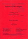 Candice L. Filak and Christian B. Massey v. Pamela S. George