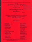 The Barter Foundation, Inc. and Mary Dudley v. Gordon L. Widener, Christopher D. Widener, Thomas F. Koontz, Karen W. Koontz, Town of Abingdon