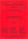Carolyn Stottlemyer v. John W. Ghramm, M.D. and Winchester Medical Center, Inc.