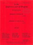 Robert E. Turner, III v. Michael A. Caplan, et al.