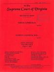 Gregg Lindeman v. James E. Lesnick, M.D.