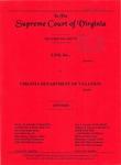 LZM, Inc. v. Virginia Department of Taxation
