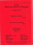 Robert J. Zelnick v. Jonathan Ray Adams