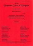 Bruce Forbes v. Raymond E. Rapp, Trustee, Harrisonburg Physicians for Anesthesiology, Inc., et al.